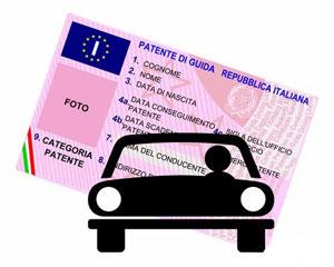 patente di guida roma