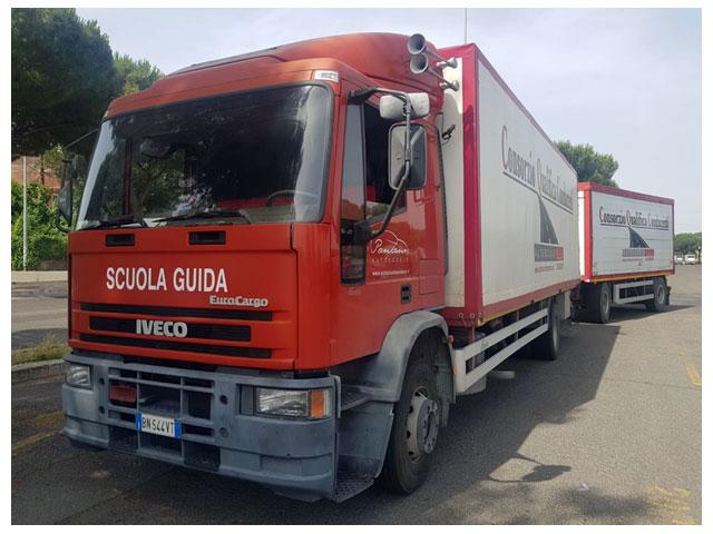 roma-camion per corsi-scuola-guida-patente-ce